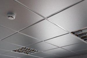 кассетный потолок подвесной